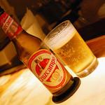 CAFE RIGOLETTO - スペインビール【クルーズカンポ】