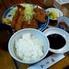 かつ藤 - 料理写真:ミックス定食 \2000