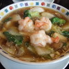 海鮮餃子 帆船 - 料理写真:海鮮そば(¥950)♪