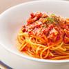 コーザ・ボーレ - 料理写真:スパゲッティ アマトリチャーナ