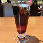 百菜百味 - <'13/02/03撮影>サービス のアイスコーヒー