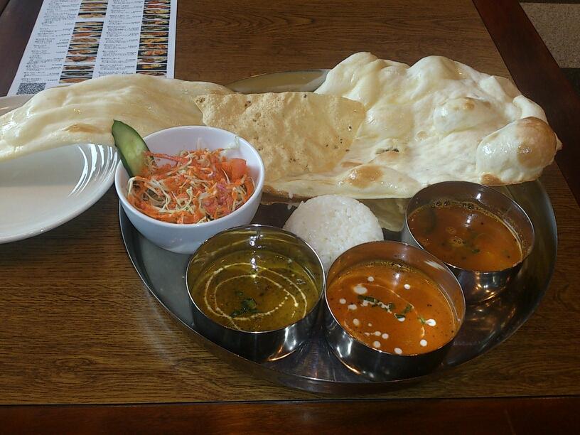 インド料理 夢や 下郡店
