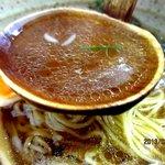 中華そば 匠 - あっさり魚介系スープ!(2013,02/03)