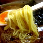中華そば 匠 - しなやかな細麺!(2013,02/03)