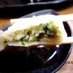 中華そば 匠 - 野菜感強めの餡!(2013,02/03)