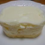 末広庵 - 半熟チーズ