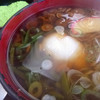 衣関屋 - 料理写真:弁慶うどん