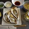 万葉の里マール - 料理写真:焼きかき基本セット990円