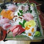 OHASHI - これが噂の大漁盛!