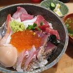 大衆割烹 三州屋 - 定食 海鮮丼