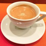 17211566 - <'13/02/06撮影>Bランチ 1200円 のコーヒー