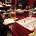 庵菜 - ●本日は大人数で宴会~☆