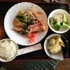 Aglio Olio - 料理写真:朝食