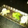 ちか松 - 料理写真:菜の花 なんばんサラダ