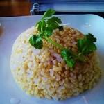 和sian-cafe aimaki - 玄米で頂きました