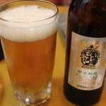 那須高原ビール - 深山ピルスナー