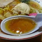 おとん食堂  栗沢本店 - 小鳩スープアップ