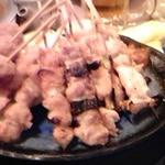 食彩や魚太郎 - 焼き鳥串盛り