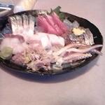食彩や魚太郎 - 刺し盛り