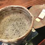 いかしの舎茶房 - 料理写真:野点珈琲