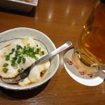 ナンクルナイサ きばいやんせー - 付き出し:ジーマミ豆腐。。。美味し!!