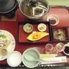 ホテルハワイアンズ - 料理写真:夕食はバイキングもあるけど和食をチョイス。