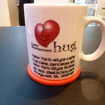 New York Garden Place hug - 食後のコーヒー