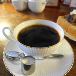 coffee shop KAKO  - 珈琲も美味しかったよ♪