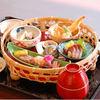 翠楓亭 - 料理写真:華かご膳 1,700円 見た目も華やか昼メニュー人気NO.1です♪