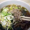 Sanyasou - 料理写真:特上葉わさび蕎麦~☆