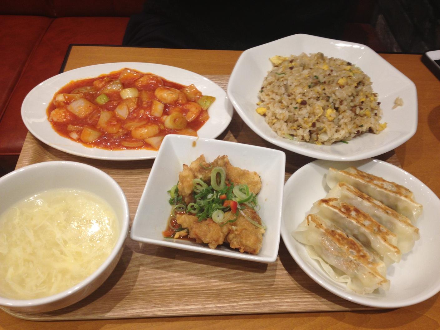 青菜 イオンモール大日店