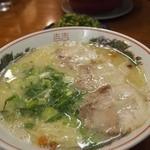 大栄ラーメン - 料理写真:懐かしい久留米ラーメン