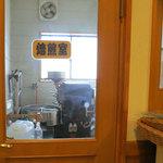 カフェ レスト ボーイ - 焙煎室