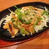 ぽっぽ - 料理写真:いかガーリックマヨ焼き