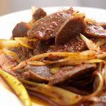 中国家庭料理 楊 - 砂肝香煮