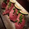 和創旬酒楽 なかい - 料理写真:近江牛の特選炙り握り寿司