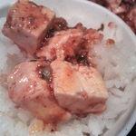 17302688 - ご飯に麻婆豆腐