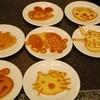 十八楼 - 料理写真:朝食バイキングのパンケーキはすべて手作り!