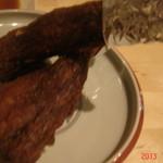 海旬 まぐろ市 - あご肉の唐揚げ