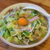龍食堂 - 料理写真:ちゃんぽん(玉子入り)