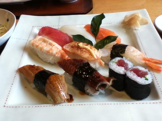 水前寺 東寿司