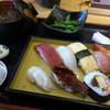 にぎり長次郎 - 料理写真:日替わり竹980円