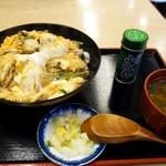 そば処 まる栄 - 料理写真:広しま丼(冬季限定)
