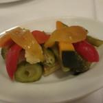 ラターシュ - 野菜のピクルス 600円