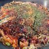 お好み焼 須山 - 料理写真:豚カス玉