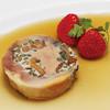 レスパス - 料理写真:Galantine de cuisse de pintade au foie blanc et girolles ホロホロ鳥と白肝のガランティーヌ