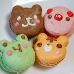 チョコホリック 東武池袋店 - 可愛すぎるマカロン!