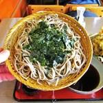 大正庵 - 料理写真:セット/ざるそば