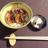三河鰻 秀 - 料理写真:お手頃価格です!女性やお子様に大人気商品です。(写真はまぶし丼です。丼ぶりは450円からあります。)