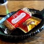チックタック - お菓子がサービス